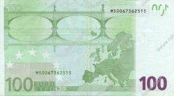 100 Euros PORTUGAL  2002 €.140.02 pr.SUP