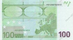 100 Euros PAYS-BAS  2002 €.140.04 SUP+