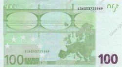 100 Euro EUROPE  2002 €.140.05 SUP