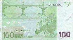 100 Euros IRLANDE  2002 €.140.06 TTB+
