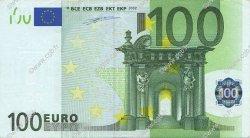 100 Euros IRLANDE  2002 €.140.06 SUP
