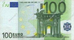 100 Euros IRLANDE  2002 €.140.06 pr.TTB