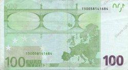 100 Euros IRLANDE  2002 €.140.06 TTB