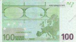 100 Euros GRÈCE  2002 €.140.11 TTB+