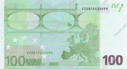100 Euros BELGIQUE  2002 €.140.13 NEUF
