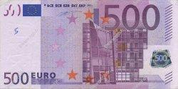 500 Euro EUROPE  2002 €.160.04 TTB