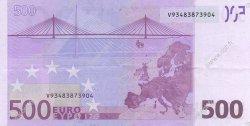 500 Euros ESPAGNE  2002 €.160.07 SUP+