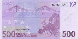 500 Euros BELGIQUE  2002 €.160.10 SPL+