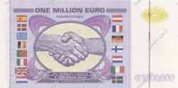 1000000 Euros Publicité FRANCE  2002 €.200 NEUF