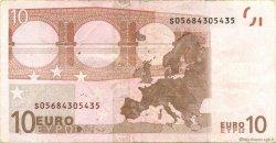 10 Euros ITALIE  2002 €.110.06 TB