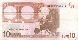 10 Euros FRANCE  2002 €.110.08 TB
