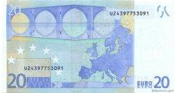20 Euros FRANCE  2002 €.120.10 NEUF