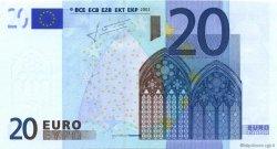 20 Euros FRANCE  2002 €.120.26 SPL+