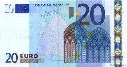 20 Euros FRANCE  2002 €.120.26 SUP+