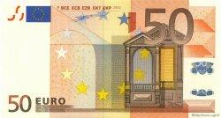 50 Euro EUROPE  2002 €.130.11 NEUF