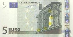 5 Euros ESPAGNE  2002 €.100.10 NEUF
