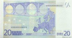 20 Euros ESPAGNE  2002 €.120.12 NEUF