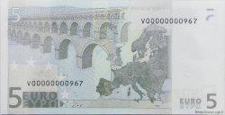 5 Euro EUROPE  2002 €.100.10 NEUF