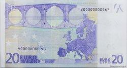 20 Euro EUROPE  2002 €.120.12 NEUF