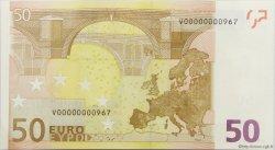 50 Euro EUROPE  2002 €.130.10 pr.NEUF