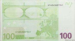 100 Euros FRANCE  2002 €.140.07