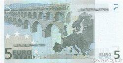 5 Euros ITALIE  2002 €.100.07 NEUF