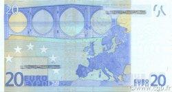 20 Euro EUROPE  2002 €.120.10 pr.SPL