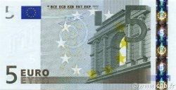 5 Euros PAYS-BAS  2002 €.100.18 NEUF