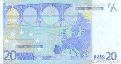 20 Euro EUROPE  2002 €.120.25 SUP