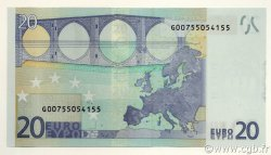 20 Euros CHYPRE  2002 €.120.(31) pr.NEUF