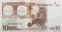 10 Euro EUROPE  2002 €.110. TTB