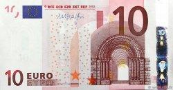 10 Euro EUROPE  2002 €.110. SUP
