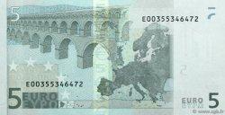 5 Euros SLOVAQUIE  2002 €.100. NEUF