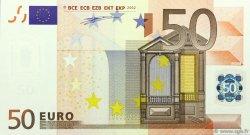 50 Euro EUROPE  2002 €.130.09 NEUF