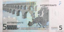 5 Euros FRANCE  2002 €.100.09 SPL