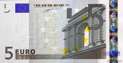 5 Euros FRANCE  2002 €.100.09 pr.NEUF