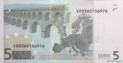 5 Euro EUROPE  2002 €.100. NEUF