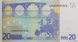 20 Euros FINLANDE  2002 €.120.18 NEUF