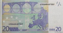 20 Euros ITALIE  2002 €.120. NEUF
