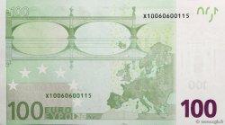 100 Euros ALLEMAGNE  2002 €.140. pr.NEUF