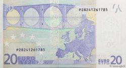 20 Euros PAYS-BAS  2002 €.120. NEUF