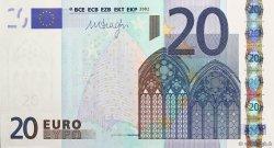20 Euros FINLANDE  2002 €.120. SUP