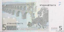 5 Euros ESPAGNE  2002 €.100.22 NEUF