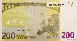 200 Euros ALLEMAGNE  2002 €.150.07 TTB