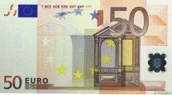 50 Euros FRANCE  2002 €.130.09 NEUF