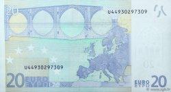 20 Euros FRANCE  2002 €.120 NEUF