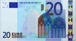 20 Euro EUROPE  2002 €.120.25 pr.SPL