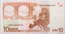 10 Euros FRANCE  2002 €.110.20 TTB