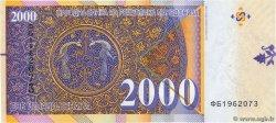 2000 Denari MACÉDOINE  2016 P.24 pr.NEUF