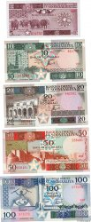 Lot de 5 Billets SOMALIE  1983 P.LOT NEUF